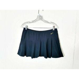 Nike Blue Tennis Skirt Running Jogging